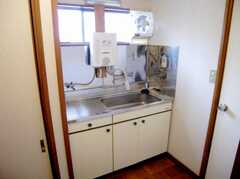 2F廊下に設置されたシンク。(2007-06-03,共用部,OTHER,2F)