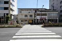 都営浅草線・戸越駅の様子。(2010-09-02,共用部,ENVIRONMENT,1F)