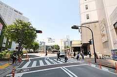 JR各線・大井町駅の様子。(2011-05-19,共用部,ENVIRONMENT,1F)