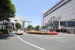 JR各線・大井町駅前の様子。(2011-05-19,共用部,ENVIRONMENT,1F)