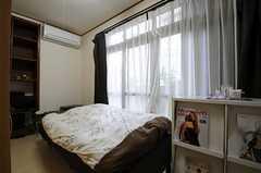 専有部の様子。備品は入居者さんの私物です。(101号室)(2013-01-27,専有部,ROOM,1F)