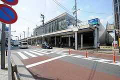 各線・大井町駅の様子。(2013-01-27,共用部,ENVIRONMENT,)