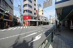 各線・大井町駅前から続く商店街の様子。(2013-01-27,共用部,ENVIRONMENT,)