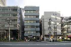 シェアハウスは最上階にあります。(2013-03-28,共用部,OUTLOOK,1F)