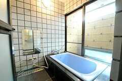 バスルームの様子。(2013-03-28,共用部,BATH,7F)