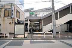 各線・大崎駅の様子。(2013-03-28,共用部,ENVIRONMENT,1F)