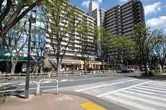 各線・西大井駅前の様子。(2011-09-12,共用部,ENVIRONMENT,1F)