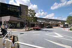 各線・西大井駅の様子。(2011-09-12,共用部,ENVIRONMENT,1F)