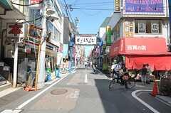 東京で一番長い商店街・戸越銀座商店街もすぐ近くにあります。(2011-06-29,共用部,ENVIRONMENT,1F)