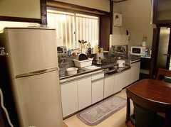 キッチンの様子。(2005-12-03,共用部,KITCHEN,1F)
