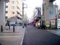 立会川駅前の様子。(2005-12-03,共用部,ENVIRONMENT,1F)