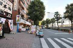 JR各線・大崎駅前の様子。(2011-01-27,共用部,ENVIRONMENT,2F)