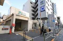 都営浅草線・戸越駅の様子。(2011-10-18,共用部,ENVIRONMENT,1F)