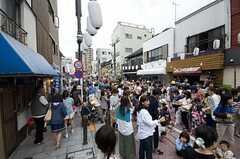 シェアハウス近くの品川神社祭りの様子。 ※事業者様提供素材(2015-06-06,共用部,ENVIRONMENT,1F)