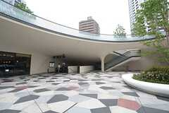 各線・東新宿駅の様子。(2014-07-03,共用部,ENVIRONMENT,1F)