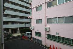 窓からの景色。(203号室)(2015-03-09,専有部,ROOM,2F)