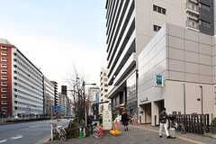 各線・東新宿駅の様子。(2017-03-01,共用部,ENVIRONMENT,1F)