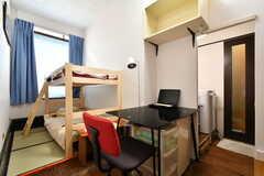 専有部の様子。2名入居も可能です。(103号室)(2019-06-25,専有部,ROOM,1F)