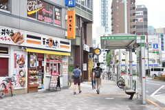 都営新宿線・曙橋駅の様子。(2019-06-25,共用部,ENVIRONMENT,1F)