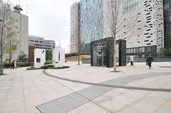 各線・東新宿駅の様子。(2014-03-26,共用部,ENVIRONMENT,1F)