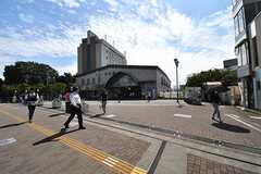 JR山手線・目白駅の様子。(2017-10-03,共用部,ENVIRONMENT,1F)