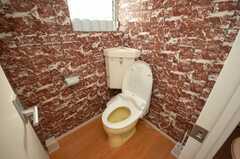 トイレの様子。(2008-12-23,共用部,TOILET,7F)