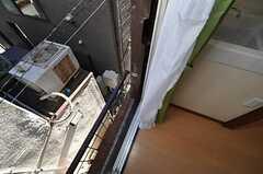 専有部の様子5。(203号室)(2011-01-17,専有部,ROOM,2F)