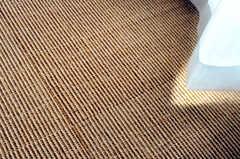 麻材の床。(4022号室)(nismu)(2010-10-18,専有部,ROOM,4F)