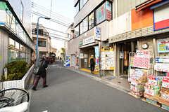 都営大江戸線・牛込柳町駅の様子。(2017-03-01,共用部,ENVIRONMENT,1F)