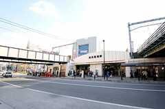 各線・高田馬場駅の様子。(2013-03-15,共用部,ENVIRONMENT,1F)