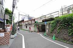 各線・高田馬場駅の様子。戸山口がシェアハウスの最寄りです。(2013-08-06,共用部,ENVIRONMENT,1F)