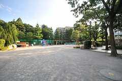 甘泉園公園の様子。(2014-07-31,共用部,ENVIRONMENT,1F)