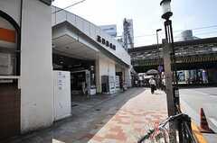 各線・高田馬場駅の様子。(2014-07-31,共用部,ENVIRONMENT,1F)