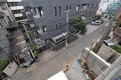 窓から見た外の景色。(305号室)(2013-02-12,専有部,ROOM,3F)