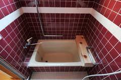 バスルームの様子2。(2012-03-13,共用部,BATH,1F)