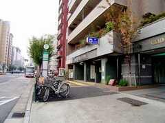 東京メトロ大江戸線東新宿駅の様子。(2006-11-30,共用部,ENVIRONMENT,1F)