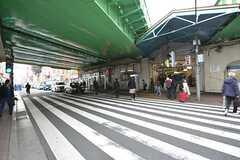 JR中央総武線・大久保駅の様子。(2016-02-29,共用部,ENVIRONMENT,1F)