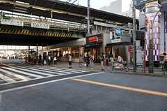 各線・高田馬場駅の様子。(2012-10-16,共用部,ENVIRONMENT,1F)