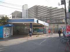 西武新宿線下落合駅の様子。(2008-03-03,共用部,ENVIRONMENT,1F)