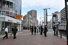 東京メトロ東西線・落合駅の様子。(2014-03-26,共用部,ENVIRONMENT,1F)