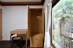 収納の様子。(201号室)(2020-09-26,専有部,ROOM,2F)