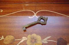 デスクの鍵。(103号室)(2008-07-22,専有部,ROOM,1F)