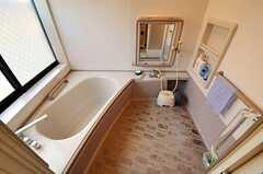 バスルームの様子。(2010-11-18,共用部,BATH,1F)