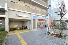 東京メトロ副都心線・西早稲田駅の様子。(2012-12-24,共用部,ENVIRONMENT,1F)
