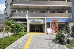 東京メトロ副都心線・西早稲田駅の様子。(2010-09-14,共用部,ENVIRONMENT,1F)