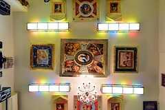 天井の様子。(101号室)(2015-10-21,専有部,ROOM,1F)