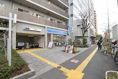 副都心線・西早稲田駅の様子。(2013-04-04,共用部,ENVIRONMENT,1F)
