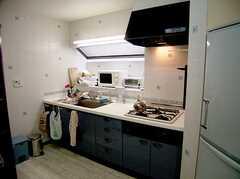 キッチン(2006-06-15,共用部,KITCHEN,1F)