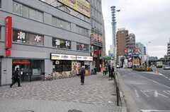 都営新宿線・曙橋駅の様子。(2012-11-19,共用部,ENVIRONMENT,1F)
