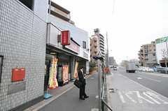 都営大江戸線・落合南長崎駅前の様子。(2011-04-08,共用部,ENVIRONMENT,1F)